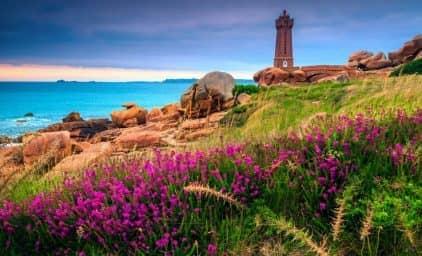 Bretagne, Gärten & faszinierende Landschaften
