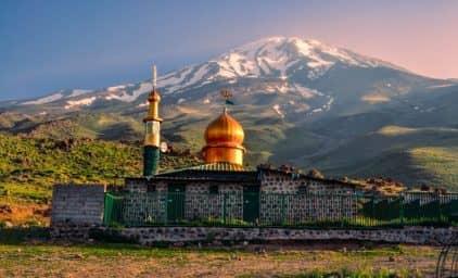 """Damāvand und der """"Spirit of Persia"""""""