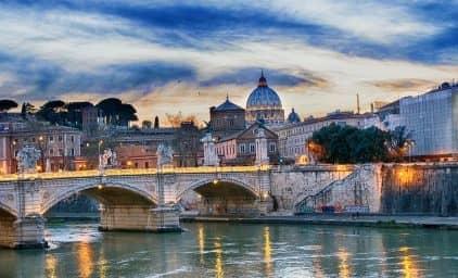 Rom - Italienische Gartenlust, zur Rosenblüte