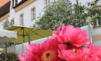Die Gartenwelt zu Gast in Bayern