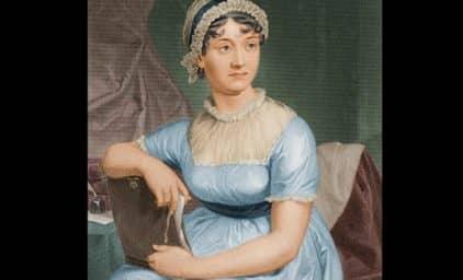 Jane Austens grüne Welt, eine literarische Gartenreise