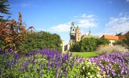 Willkommen im Gartenreich Polens