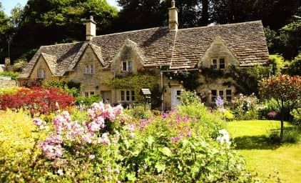 Royale Landpartie in den Cotswolds