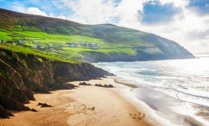 Wandern in Kerry, Irlands Südwesten