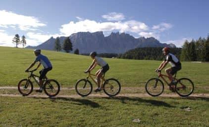 Etschtalradweg – Radreise für Genießer