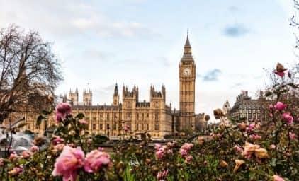 Besuch in Londons Gärten