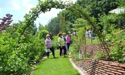 Steirische Gartenparadiese im Vulkanland