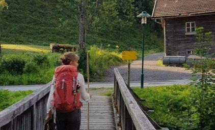 Willkommen am Leonhardsweg