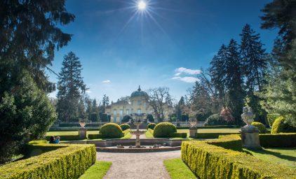 Die Gartengalerien von Südmähren