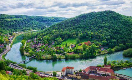 Traumgärten in der Franche-Comté