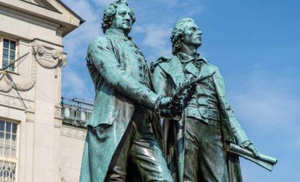 Pflanzenvielfalt in der Heimat von Goethe und Schiller